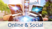 Online und Social Media - Marketingstrategie und Go to Market mit summ-it Unternehmensberatung