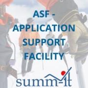 ASF - Application Support Facility - summ-it Unternehmensberatung – B2B-Marketing & Business Development