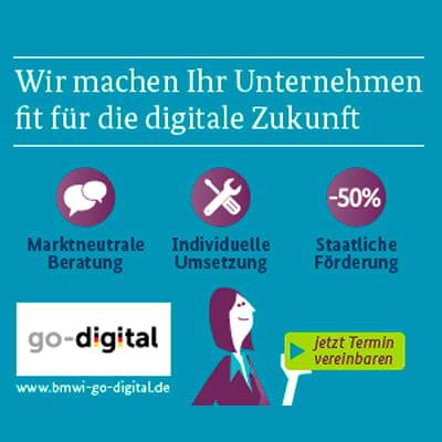 """summ-it Unternehmensberatung autorisiertes Beratungsunternehmen bei BMWI """"go-digital"""""""