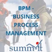 BPM - Business Process Management - summ-it Unternehmensberatung – B2B-Marketing & Business Development