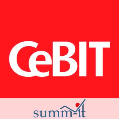 summ-it auf der CeBIT 2017: Trends im Output Management - summ-it Unternehmensberatung