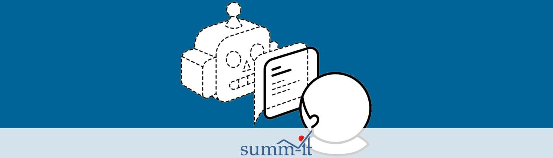 Chatbots – weiterer Hype oder real nutzbare Anwendungen? - summ-it Unternehmensberatung