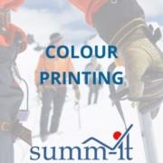 Colour printing - CMY and CMYK colour modell- summ-it Unternehmensberatung – B2B-Marketing & Business Development