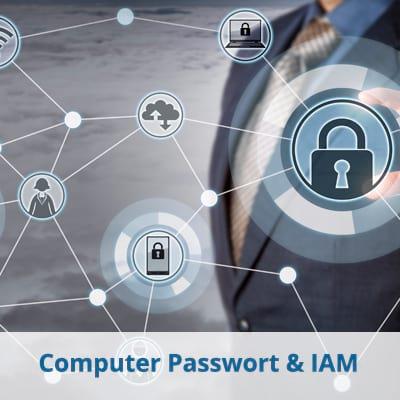 Computer Passwort - Identity Access Management - summ-it Unternehmensberatung