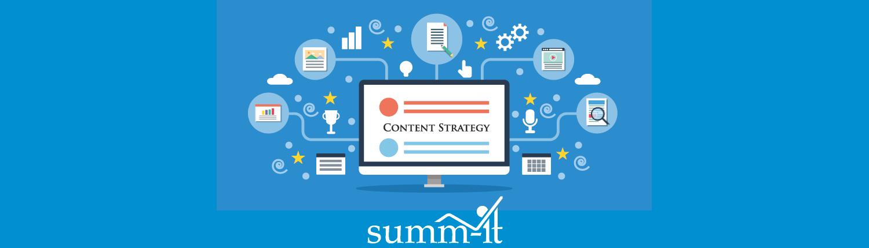 In 7 Schritten zur Content-Strategie - ein Leitfaden - summ-it Unternehmensberatung
