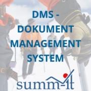 DMS - Dokument Management System - summ-it Unternehmensberatung – B2B-Marketing & Business Development