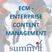 ECM - Enterprise Content Management - summ-it Unternehmensberatung – B2B-Marketing & Business Development