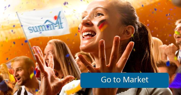 Go to Market - summ-it Unternehmensberatung