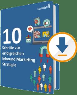 Download Whitepaper: 10 Schritte zur erfolgreichen Inbound Marketing Strategie - summ-it Unternehmensberatung