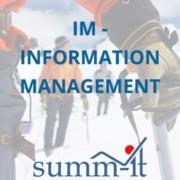 Information Management - summ-it Unternehmensberatung – B2B-Marketing & Business Development