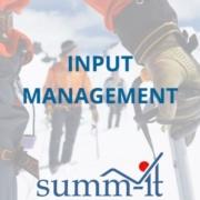 Input Management - digitale Erfassung - summ-it Unternehmensberatung – B2B-Marketing & Business Development