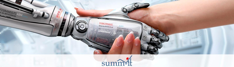 Roboter bei Versicherungen - summ-it Unternehmensberatung