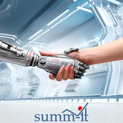 BPA: Business Process Automation - der Mensch im Mittelpunkt - summ-it Unternehmensberatung