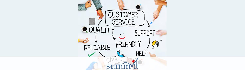Kundendialog per E-Mail schwächelt - summ-it Unternehmensberatung