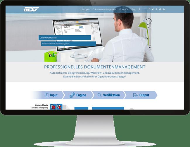 BDV GmbH - Kundenreferenz summ-it Unternehmensberatung