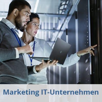 Marketing für IT- und Software-Unternehmen mit der Expertise der summ-it Unternehmensberatung