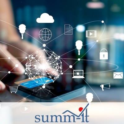 Per Smartphone versichern - summ-it Unternehmensberatung