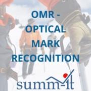 OMR-Code - Optical Mark Recognition - summ-it Unternehmensberatung – B2B-Marketing & Business Development