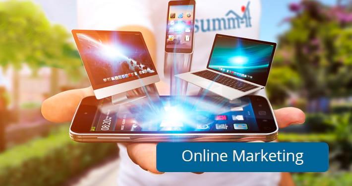 Online Marketing - summ-it Unternehmensberatung