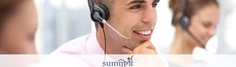 Optimaler Kundenservice steigert die Kundenzufriedenheit - summ-it Unternehmensberatung