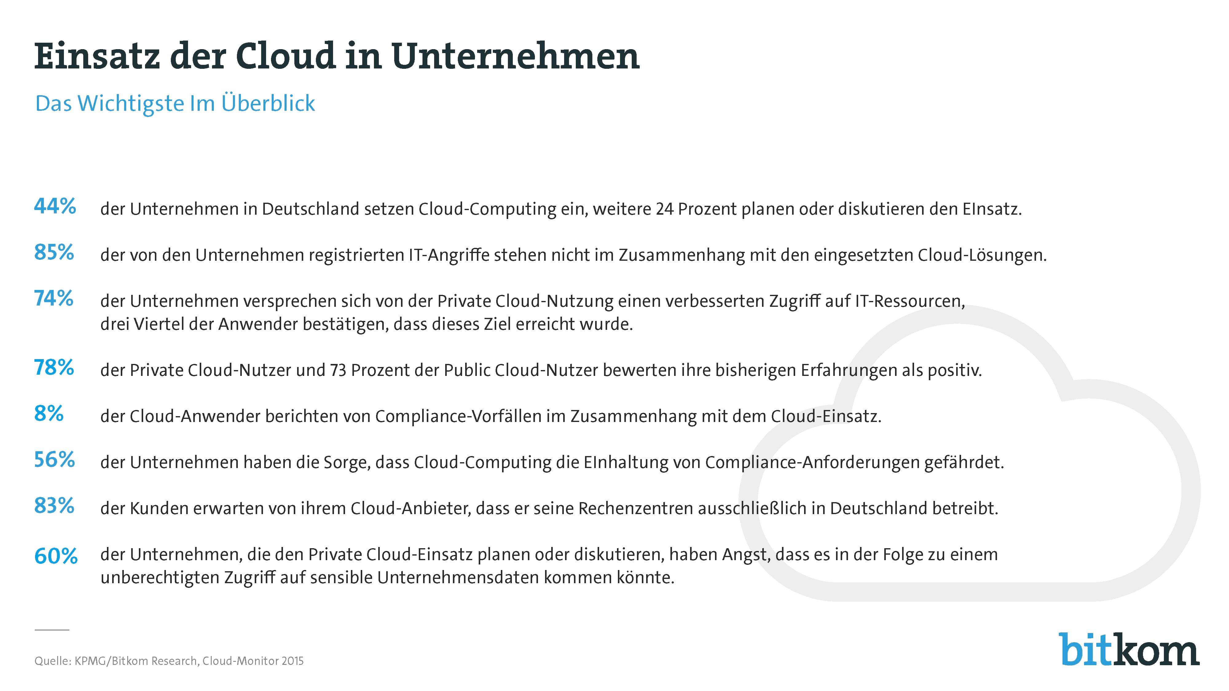 Output Management in der Cloud? - summ-it Unternehmensberatung
