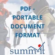 PDF - Portable Document Format - summ-it Unternehmensberatung – B2B-Marketing & Business Development