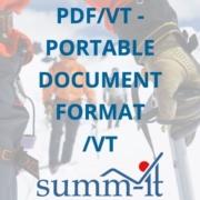 PDF/VT - PDF /Variabler-Transaktionsdruck - summ-it Unternehmensberatung – B2B-Marketing & Business Development