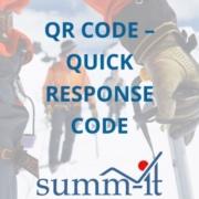 QR Code - Quick Response Code - summ-it Unternehmensberatung – B2B-Marketing & Business Development