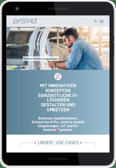 SYSTAG GmbH - Kundenreferenz summ-it Unternehmensberatung