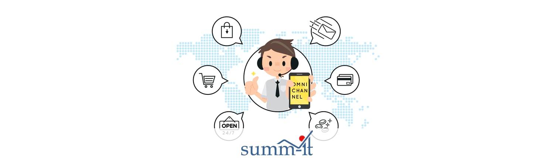 Hybride Kunden beeinflussen Output Management - summ-it Unternehmensberatung