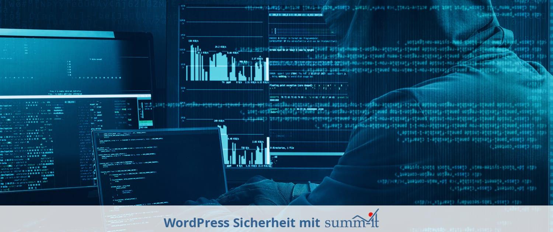 WordPress Sicherheit - summ-it Unternehmensberatung