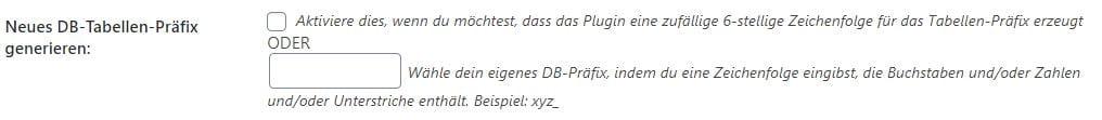 WordPress Sicherheit Datenbank Präfix ändern - summ-it Unternehmensberatung